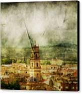 Existent Past Canvas Print