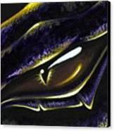 Eye Of Ametrine Canvas Print