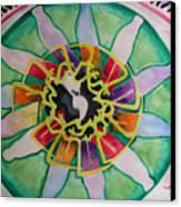 Eye See Pee Canvas Print