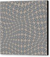 Fabric Design 12 Canvas Print