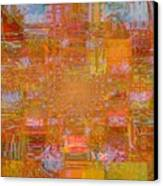 Fabric Two Canvas Print
