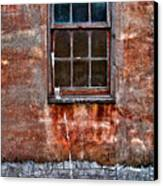 Faded Over Time Canvas Print
