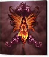 Fairy Angel Canvas Print by Rick Ritchie