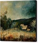 Fall 4590 Canvas Print