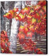 Fall Fantasy Canvas Print