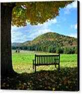 Fall Plains Canvas Print