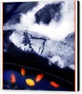 Fall Quintet Canvas Print