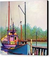 Fancy Fleet Canvas Print