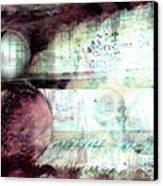 Far Dreaming Canvas Print by Linda Sannuti