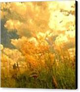 Far From The Maddening Crowd Canvas Print by Wu Wei