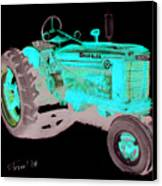 Farmall Tractor Canvas Print