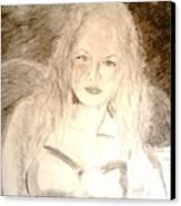 Felina Canvas Print