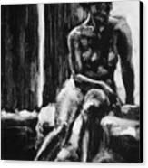 Female IIi Canvas Print