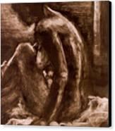 Female Vi Canvas Print