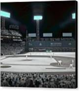 Fenway Infrared Canvas Print by James Walsh