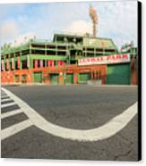 Fenway Park IIi Canvas Print by Clarence Holmes