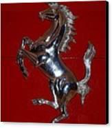 Ferrari Stallion Canvas Print