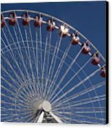 Ferris Wheel IIi Canvas Print