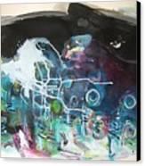 Fiddleheads 300  Canvas Print