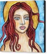 Fidelia Canvas Print
