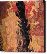 Fire - Elemental Spirit Canvas Print