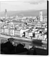 Firenze Canvas Print by Alan Todd