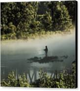 Fishermans Paradise  Canvas Print