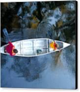Fishing Trip Canvas Print