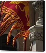 Flag Of Venice Canvas Print