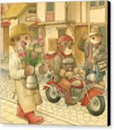 Florentius The Gardener06 Canvas Print