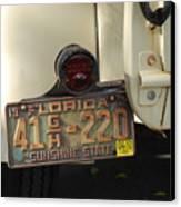 Florida Dodge Canvas Print