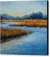 Florida Marsh Canvas Print