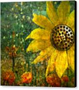 Flowers For Fun Canvas Print by Tara Turner