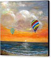 Fly Away 22 Canvas Print