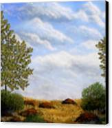 Foothills Afternoon Canvas Print