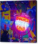 For Van Cordle My Friend Canvas Print