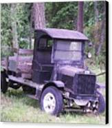 Ford Flatbed Canvas Print
