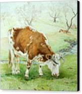 Foreman's Favorite Canvas Print