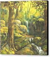 Forest Enchantment Canvas Print