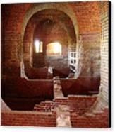 Fort Pulaski I Canvas Print