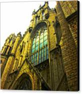Fort Street Presbyterian Church Canvas Print by Guy Ricketts