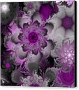 Fractal Garden 4 Canvas Print