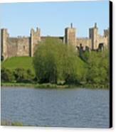 Framlingham Castle Canvas Print