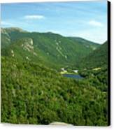 Franconia Notch Canvas Print