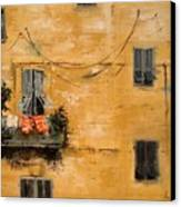 French Laundry Canvas Print