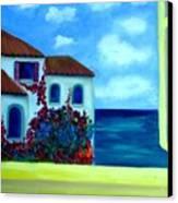Fresh Sea Air Canvas Print