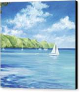 Friendship Bay Canvas Print