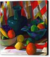 Fruit Still Life Canvas Print