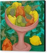 Fruits   2008 Canvas Print