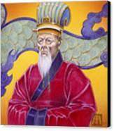 Gao Zhang Canvas Print